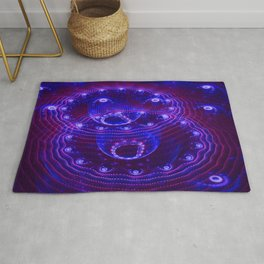 Electric Bubbles Rug