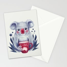 I♥Australia Stationery Cards