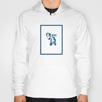 the who Hoodies featuring Who by SeanAndOnAndOn