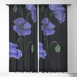 Midnight Sugar Craving Blackout Curtain
