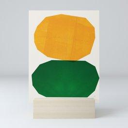 Abstraction_STONES Mini Art Print