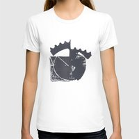 industrial T-shirts featuring Industrial by Lucas del Río