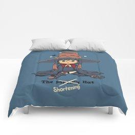The Shortening Hat Comforters