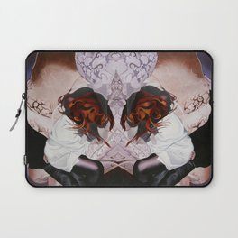 the flask the flutter Laptop Sleeve