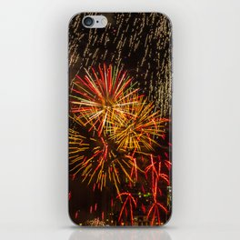 Firework collection 5 iPhone Skin