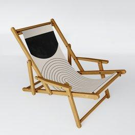 Arch, geometric modern art Sling Chair