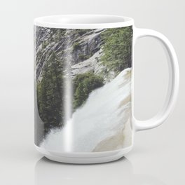 yosemite waterfall Coffee Mug