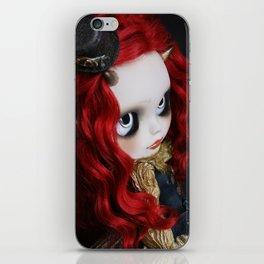 STEAMPUNK (Ooak  BLYTHE Doll) iPhone Skin