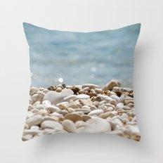 Catch the light - Beach Sea Ocean Summer Throw Pillow