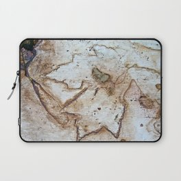Maple Leaf Etching Laptop Sleeve