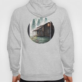 Cabin in the Pines Hoody