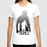 juventus T-shirts featuring Carlos Tevez by Sport_Designs