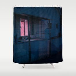 I Do Nothing But Think of You Shower Curtain