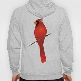 Northern cardinal Hoody