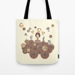 Time Fix Tote Bag
