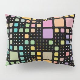 Pop Squares Pillow Sham