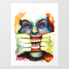 BRONY Art Print