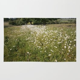 Path of Daisies Rug