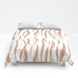 Tiger 001 Comforters