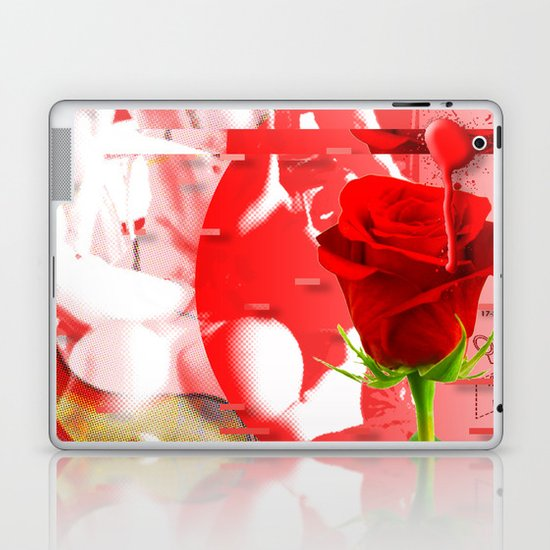 Forget It < The NO Series (Red) Laptop & iPad Skin