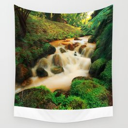 Parque Terra Nostra Wall Tapestry