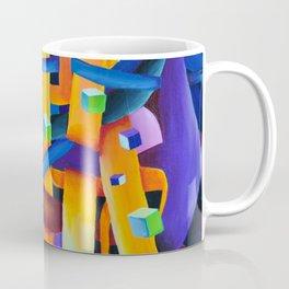 Multidimensional cubs Coffee Mug