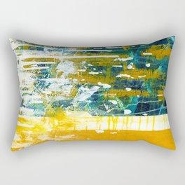 Splish Splash Rectangular Pillow