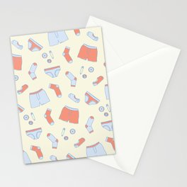 Lost in the Dryer Stationery Cards