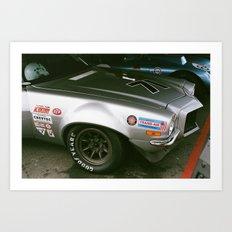 Sonoma Historic Motorsports Festival 2015 Art Print