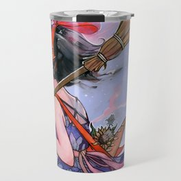 Windy Witch Travel Mug