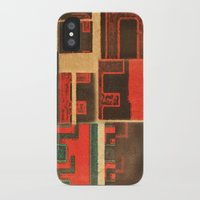 coffe iPhone & iPod Cases featuring Coffe - Vintage Drink by Fernando Vieira