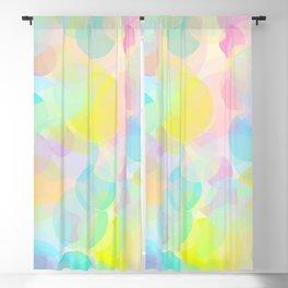 Bubble Days Blackout Curtain