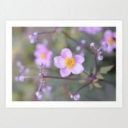 Spring Awaits  Art Print