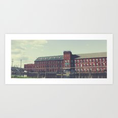 Valley Paper Company Art Print
