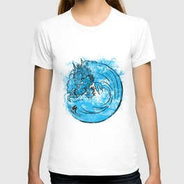 Dragon Waves T-shirt