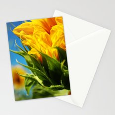 sunflower take 2. Stationery Cards