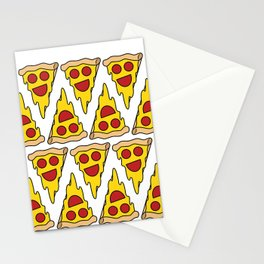 Happy Pepperoni Stationery Cards