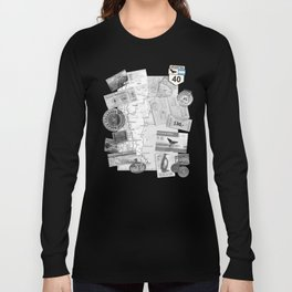 Patagonia - Map Long Sleeve T-shirt