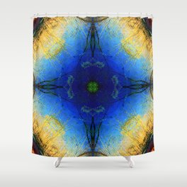 Too Blue G9070 Shower Curtain
