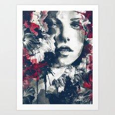 Newborn Art Print