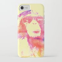 chill iPhone & iPod Cases featuring Chill by orangpalsu