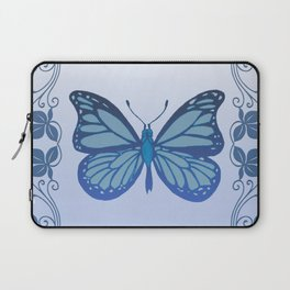 Butterfly Nucleus Laptop Sleeve