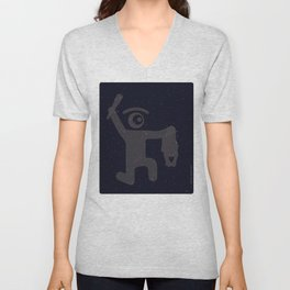 or.eye.on constellation Unisex V-Neck