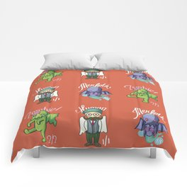 Token Family - Cthulhu MtG Comforters