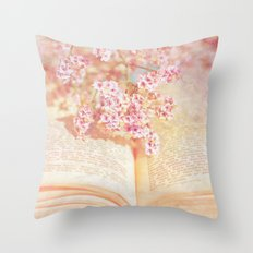 ONCE UPON A TIME ... Throw Pillow