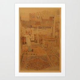 Carpets Art Print