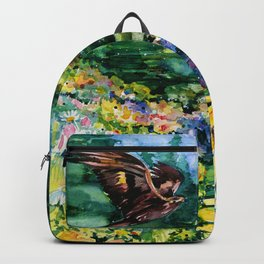 The Meadow by Kathy Morton Stanion Backpack