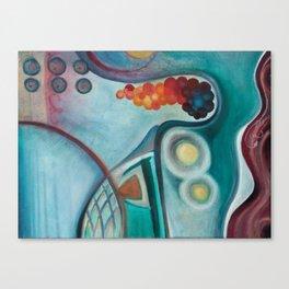 Merlot Canvas Print