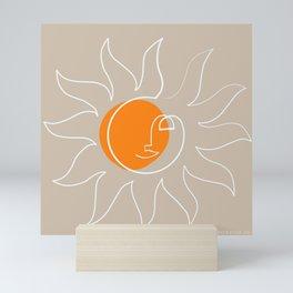 Sunshine Mini Art Print