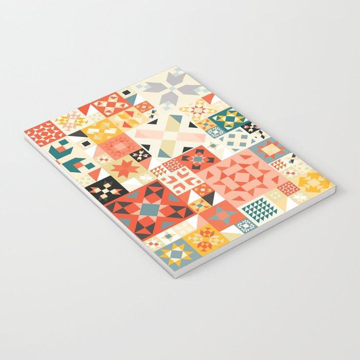 Modern Quilt Pattern Notebook
